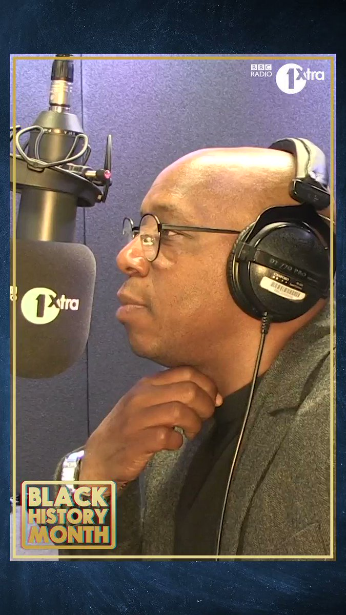 """""""I won't be that guy who's rolled out to give 3 minutes and not be taken notice of""""   @IanWright0 tells @DJAce that media platforms need to give more time to discussing racism in football.   #BHM #BlackHistoryMonth"""