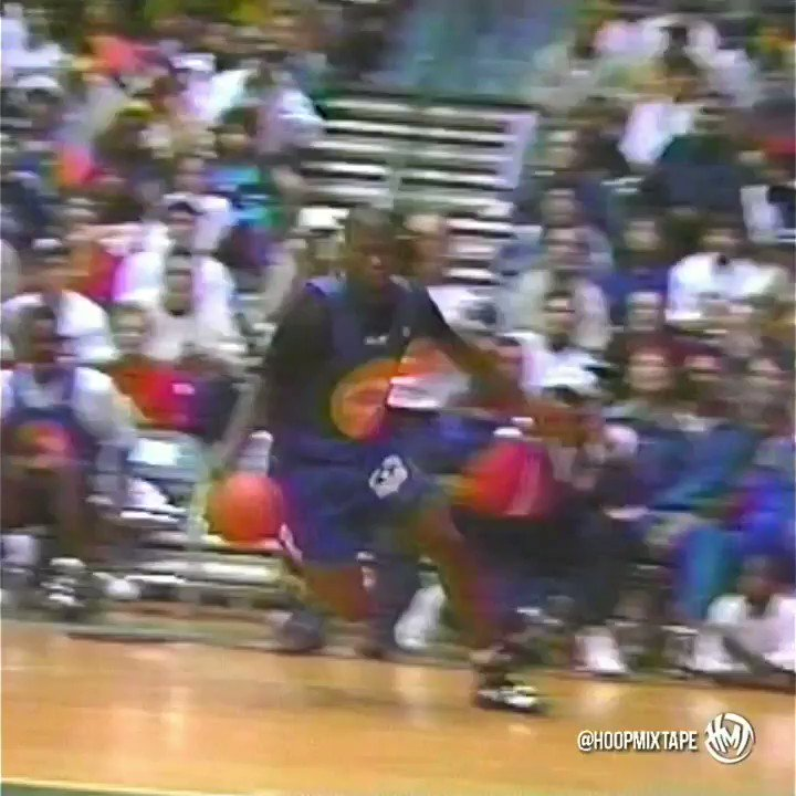 Back when a windmill could shut the gym down lol here is a short recap of Isaiah Rider winning the 93 College Slam in New Orleans.