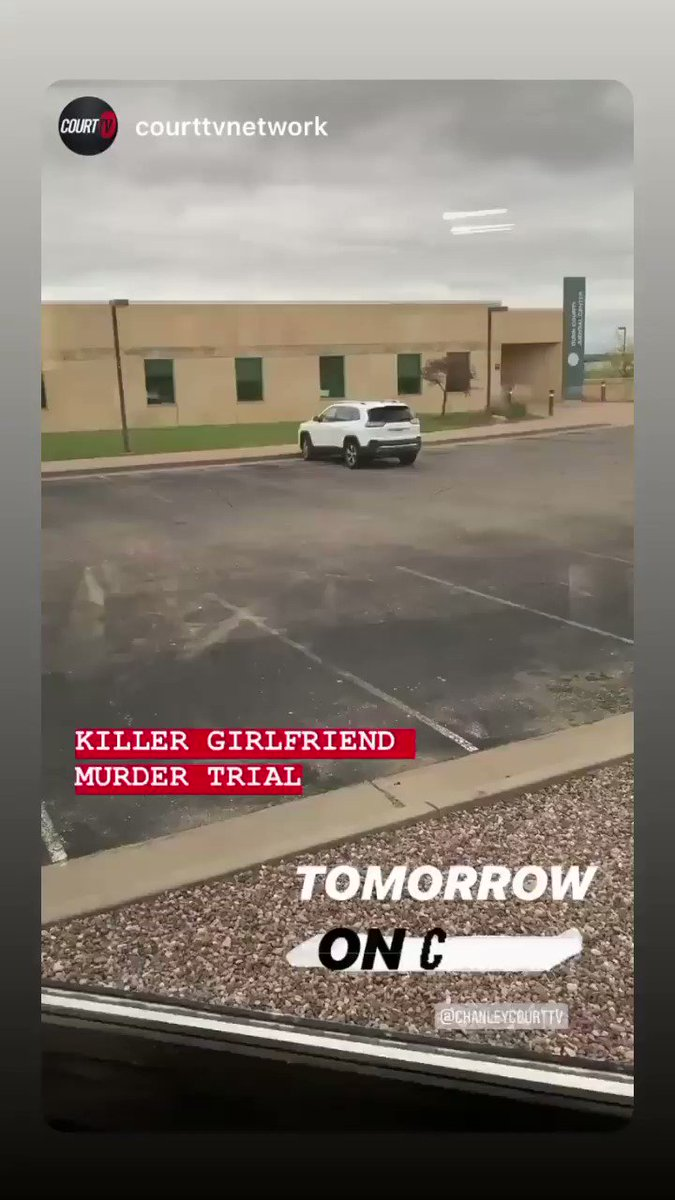 Will you join us?  Tomorrow on @CourtTV is Day 3 in Wisconsin v. #EzraMcCandless: ⬇️⚖️⬇️
