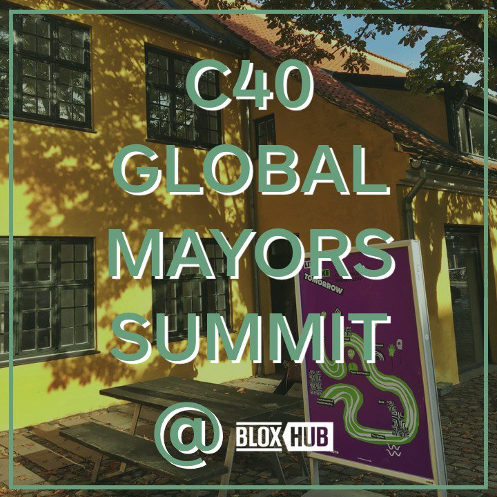 The @C40 Mayor Summit is over. An event with a huge urgency – but also a great opportunity! We've used the o to create urban partnerships between cities and companies. Our hope is, that these partnerships will grow – and help create better cities for all. #TheFutureWeWant