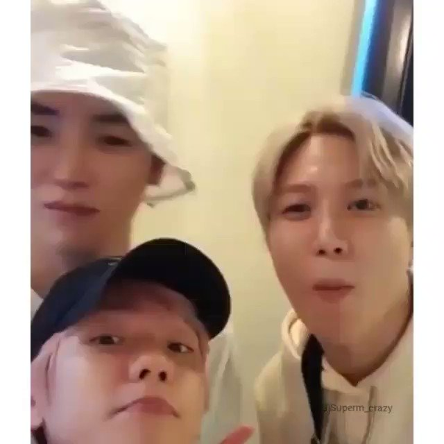 #SuperM are the cutest K-pop band I have ever know... 😂❤#SuperMtheFuture #superm_number1 #SuperM_TEN_Jopping #SuperM_LUCAS #SuperM_Mark #SuperM_TEN #SuperM_TAEYONG #SuperM_TAEMIN #SuperM_KAI #superm_baekhyun