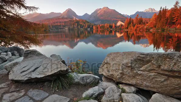 🍁#Exciting #autumn view of #StrbskePleso #lake. High Tatras #NationalPark #Slovakia #nature #mountain ✍️🌞#visit links to get #writing services: #articles #blog: fiverr.com/share/q2br9 /#travelblog #content fiverr.com/share/A96Na /#copywriting: fiverr.com/share/R12G8 & more