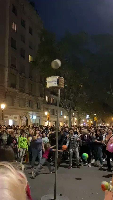 La violència a Barcelona avui és insuportable.