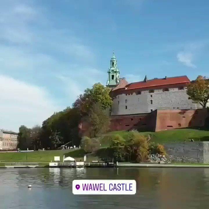 Image for the Tweet beginning: Zamek Królewski na Wawelu Wawel Castle Kraków,