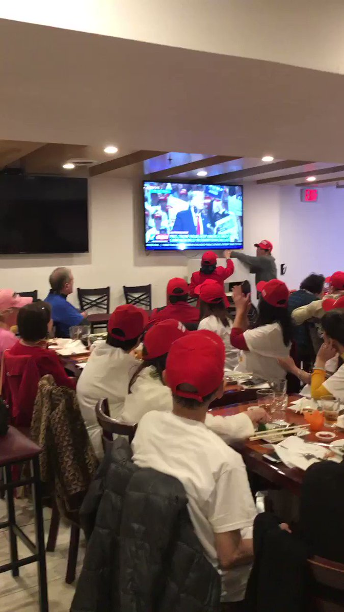 So great to see the support for @realDonaldTrump in the Vietnamese American community! They are fired up for #4MoreYears! They are ready to #LeadRight and flip VA! @TeamTrump