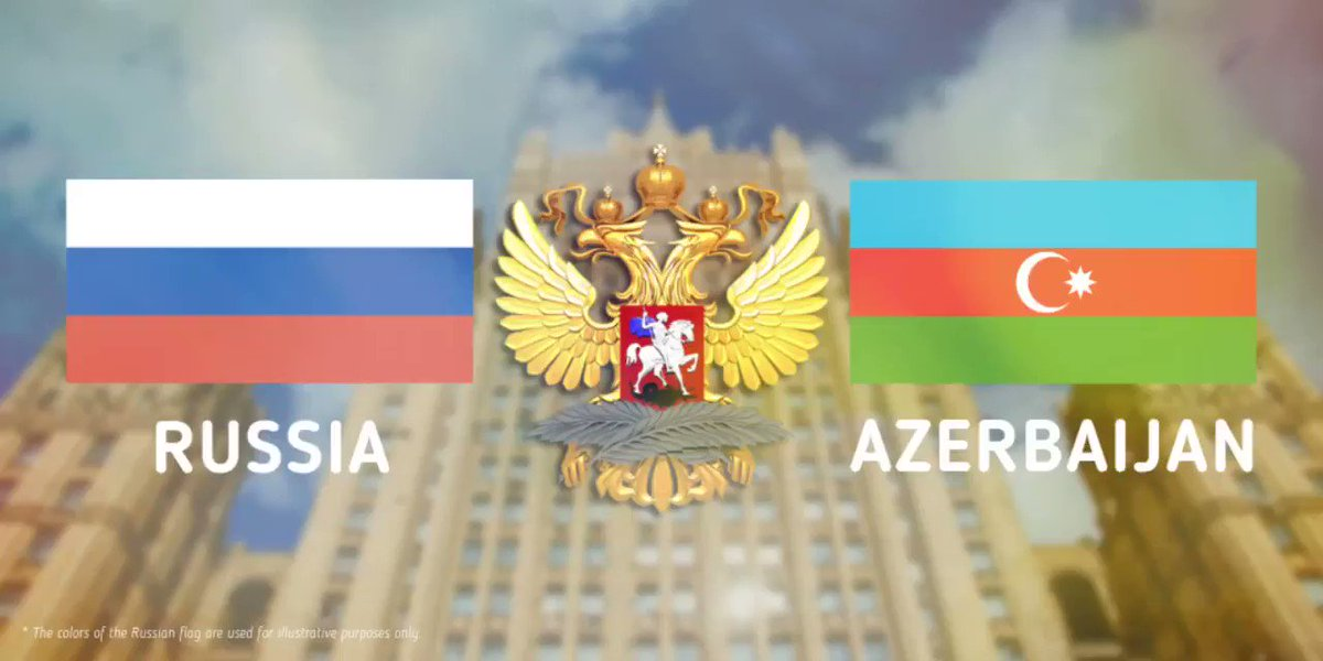 🇷🇺🇦🇿 Congratulations to all people of Azerbaijan and our colleagues at MFA of Azerbaijan @AzerbaijanMFA on Independence Day! #Russia #Azerbaijan #Diplomacy #IndependenceDay #Friendship