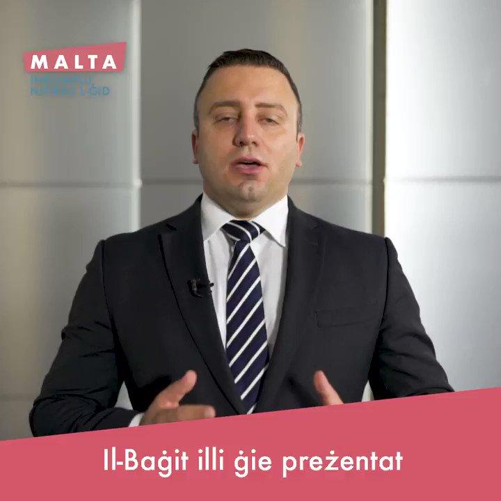 Image for the Tweet beginning: #Maltabudget20 represents a good balance
