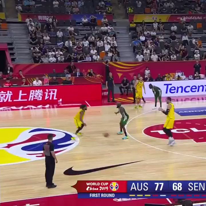 🇦🇺🏀 Patty Mills MUST PLAY 'CAN'T TOUCH THIS' in his car! @BasketballAus what do you think? #AustraliaGotGame #FIBAWC #LBTV