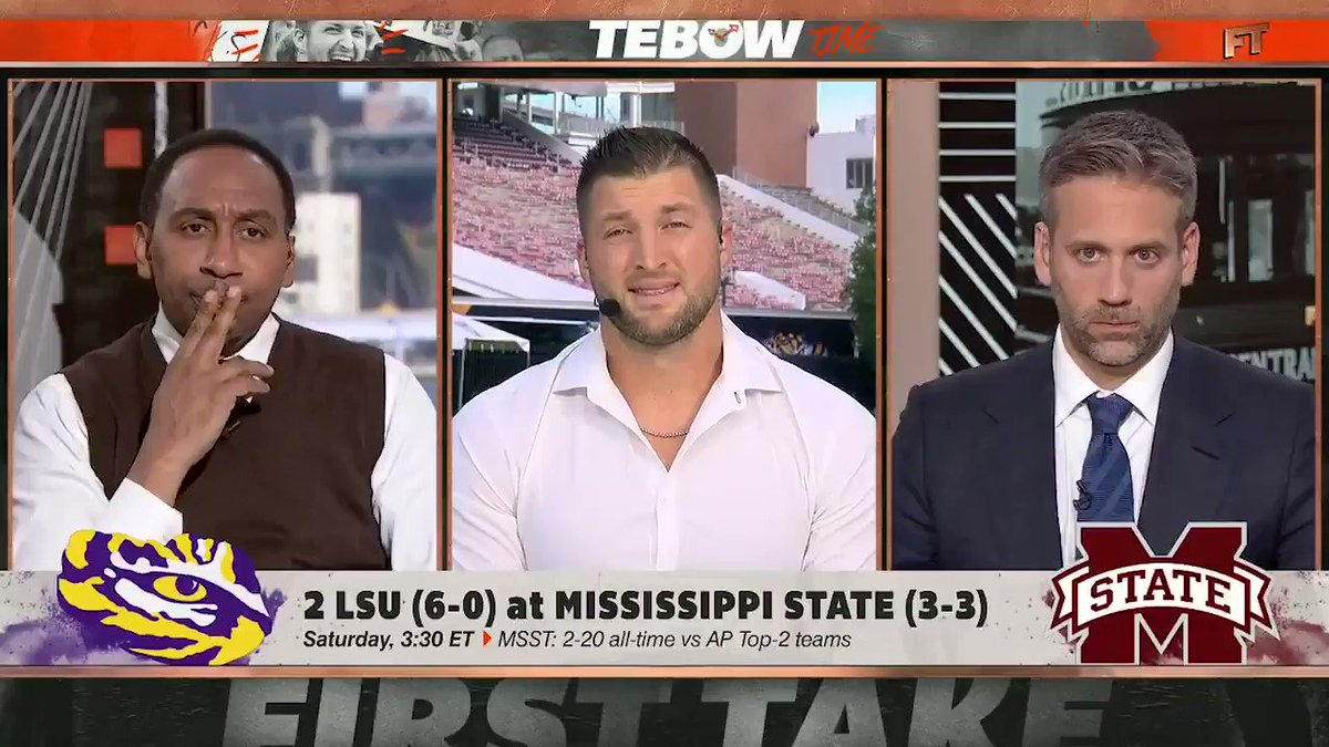 Tim Tebow Has Clemson Out Of The College Football Playoff
