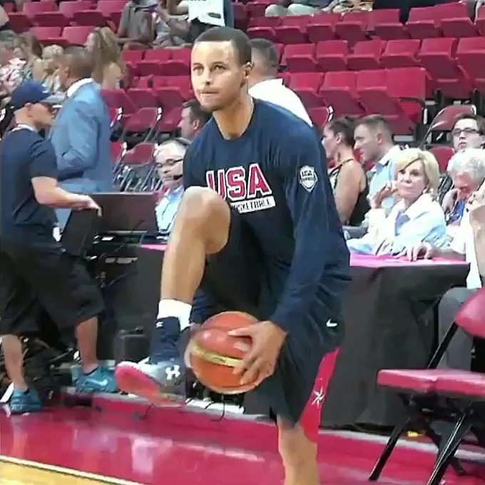 .@StephenCurry30 knowing his limits lol