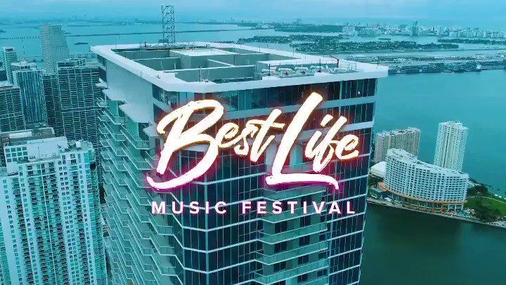 Are you ready to live your Best Life?  Best Life Festival lineup announcement coming soon...stay tuned  Tickets are powered by Blockparty's #Blockchain Tech🔒