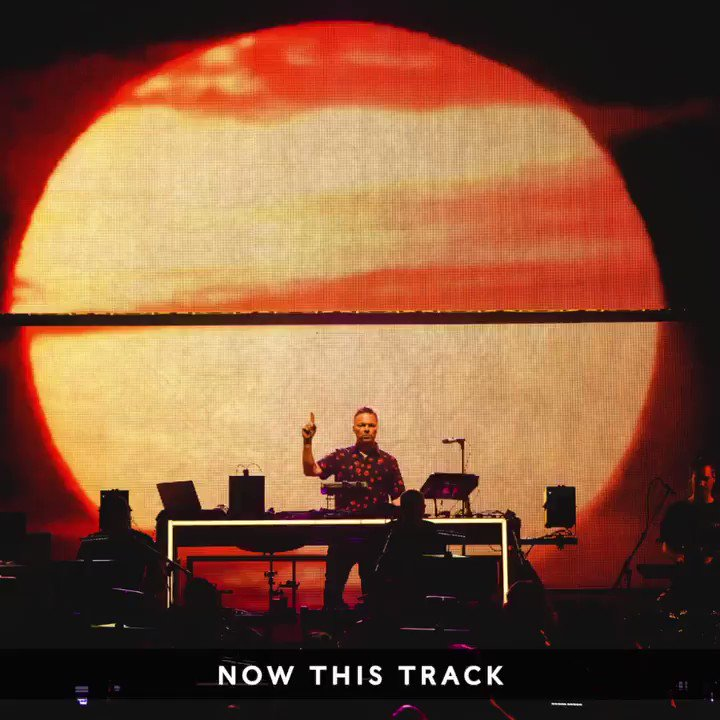 Image for the Tweet beginning: The 1st track to be