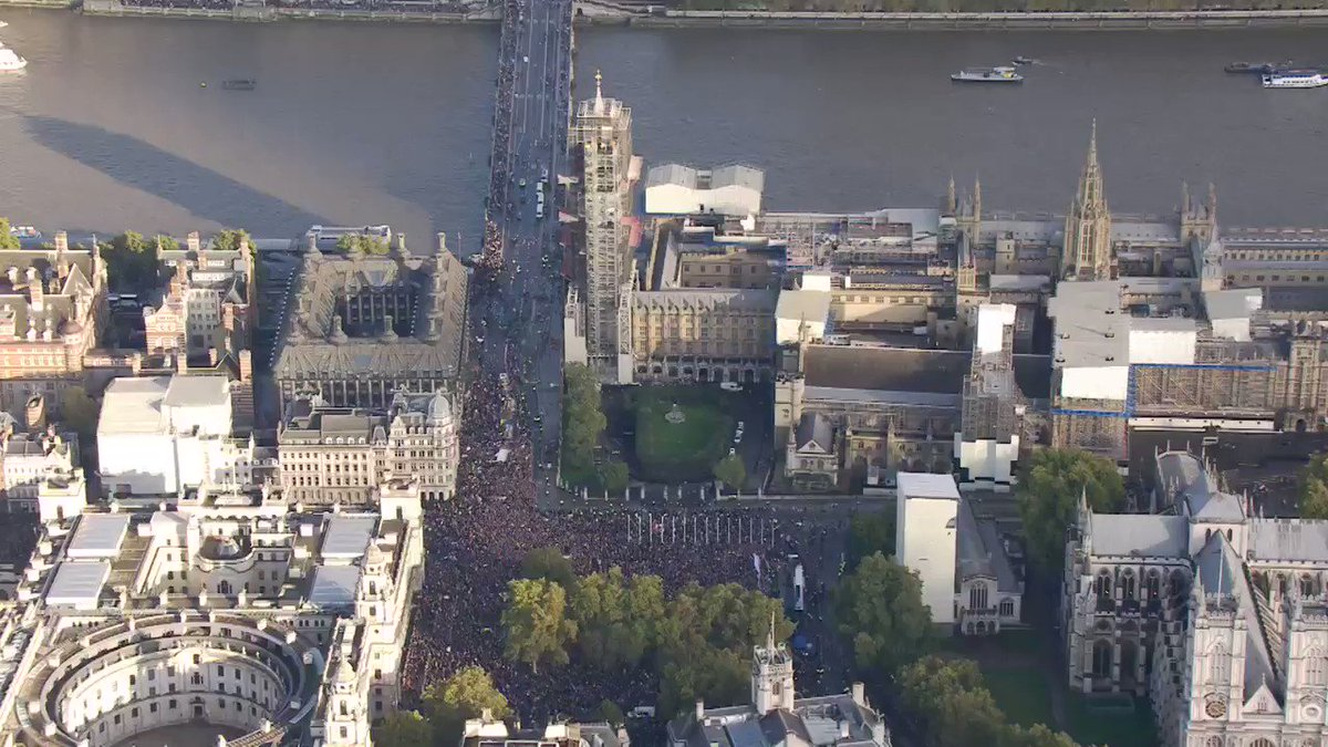 Now put it to the people (Parliament Square 19/10/19)