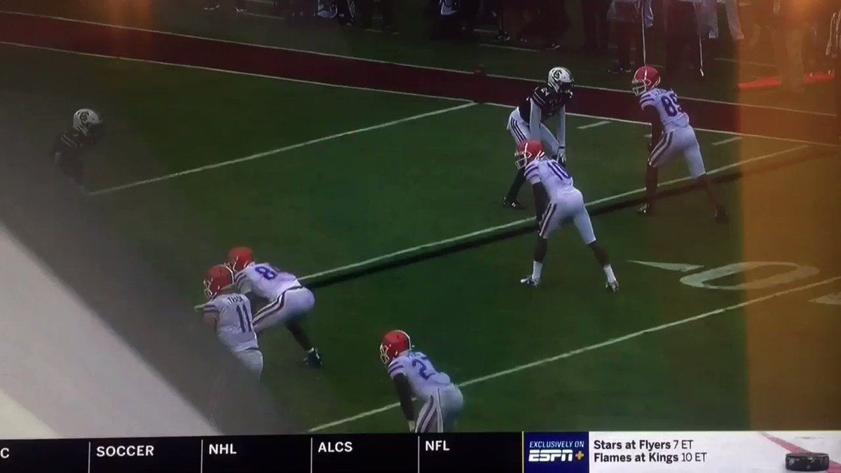 Video: Will Muschamp Has To Be Restrained From The Referees