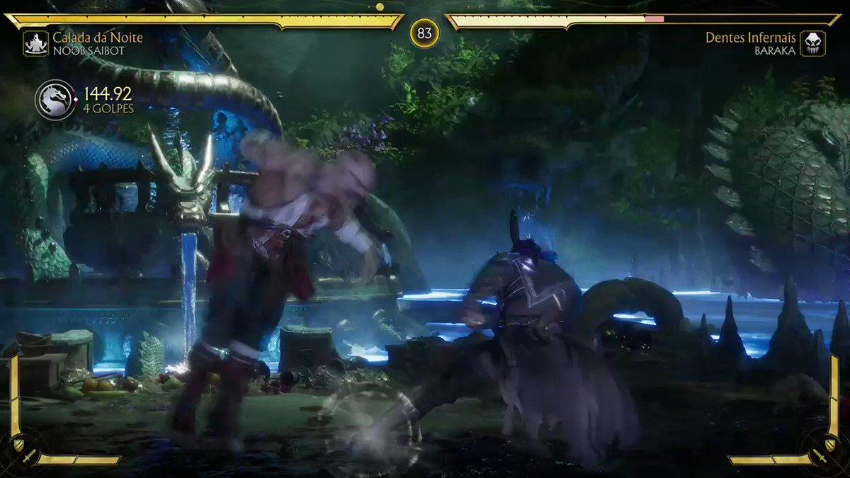 Image for the Tweet beginning: #MortalKombat11 #XboxShare