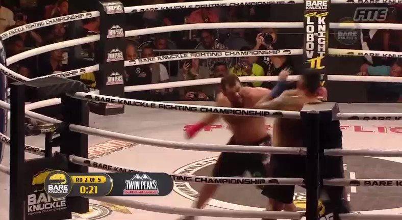 BKFC 8 video: Watch Gabriel Gonzaga beat the crap out of 'Bigfoot' Silva