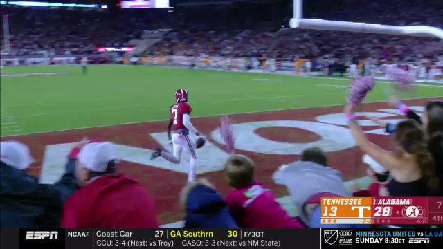 Paul Finebaum Reacts To Jeremy Pruitt's Facemask Grab