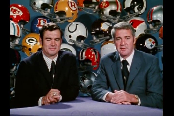 Week 2, 1971#Packers and #Broncos play for the 1st time.Bratkowski 2-7-21Hunter 2-7-41-0-2Patrick 1-5-39-0-1Horn 16-33-186-0-6Ramsey 7-8-69-1