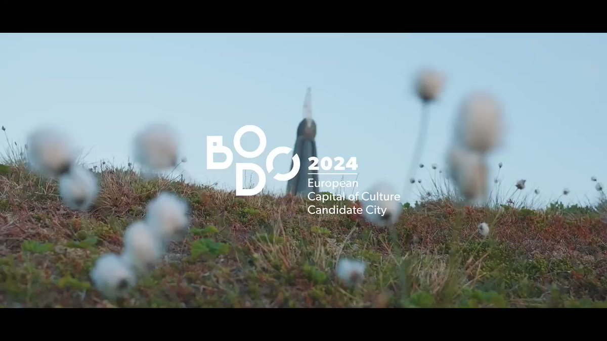 Hooray! 😍🎉 Bodø will be the European Capital of Culture in 2024. Here is the application video, showing what culture in the Arctic is all about. Enjoy! @[192114505656]