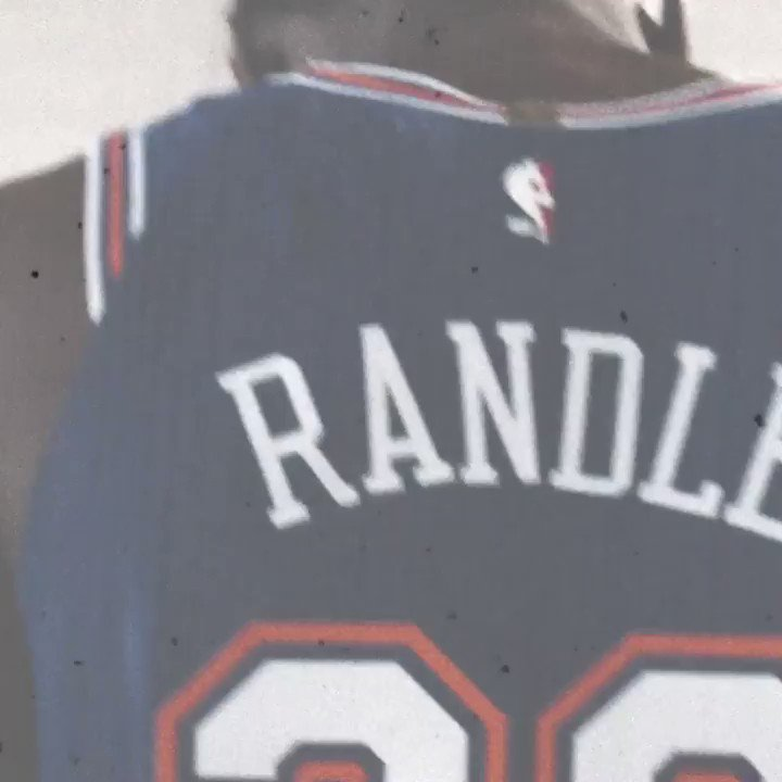 More than a jersey for @juliusrandle30 #NewYorkForever