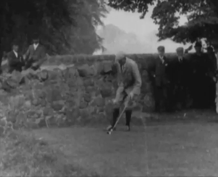 When was slow play invented? It didn't seem to exist in 1904.