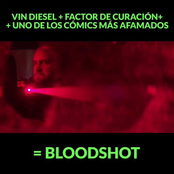 #Bloodshot #BloodshotMovie