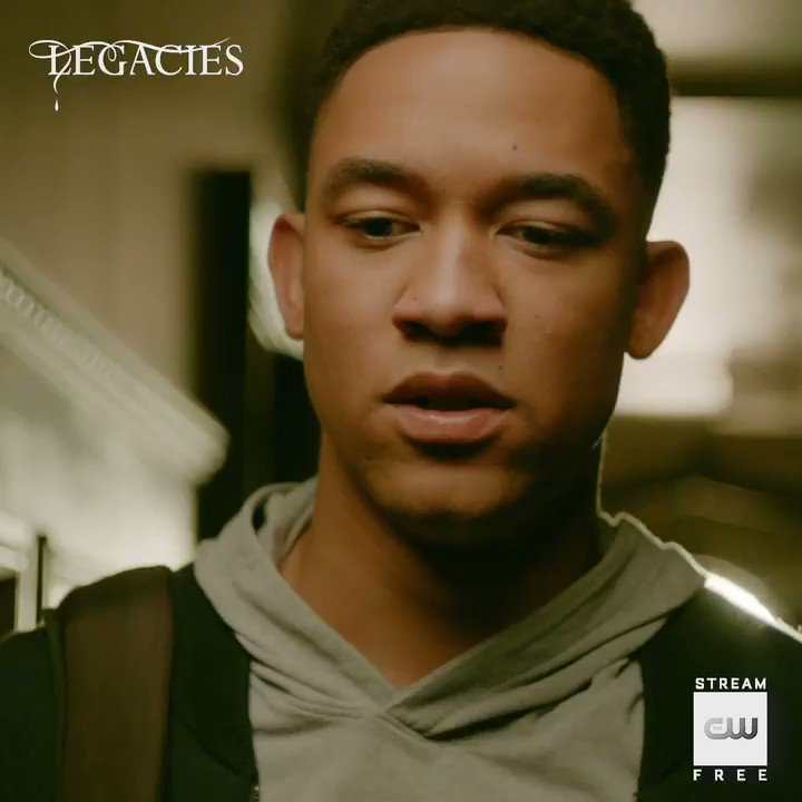 Without Hope, he cant change back. Stream the latest episodes free: go.cwtv.com/streamLGCtw #Legacies