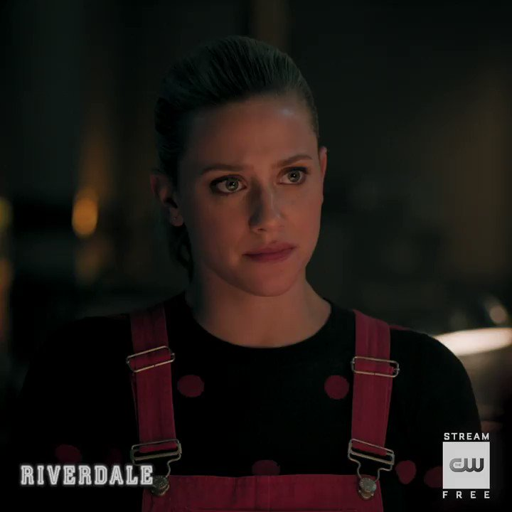 He just doesnt want to be alone. Stream free: go.cwtv.com/streamRVRtw #Riverdale