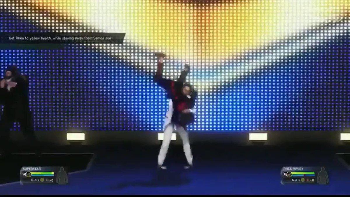 @WWEgames #WWE2K20 #FixWWE2K20