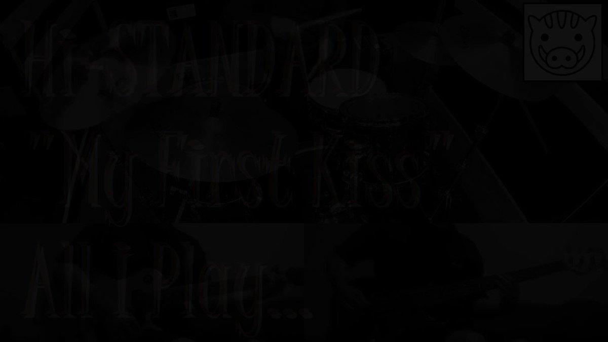 Hi-STANDARD「My First Kiss」をバンドスタイルで演奏してみた  #演奏してみた#弾いてみた#叩いてみた#ハイスタ#キテレツ大百科