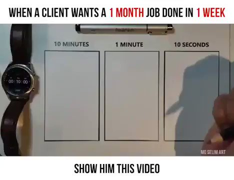 You need to show some clients this Clip.