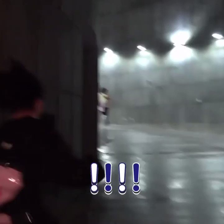 the hoseok ran and called for joonie when jungkook was chasing him 🥺