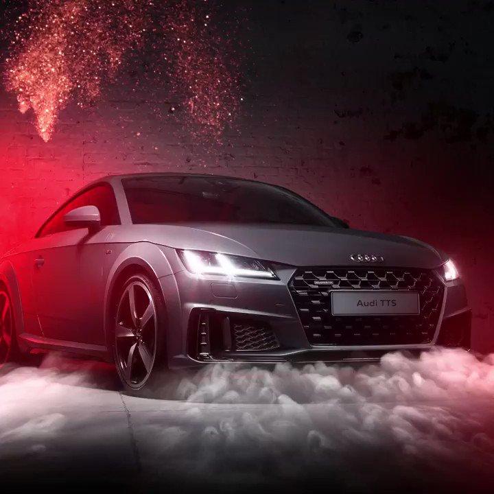 Dynamite. The Audi TTS reloaded. Visit your Audi dealer today. Reserve your seat: bit.ly/2kJXdj7 #AudiSouthAfrica