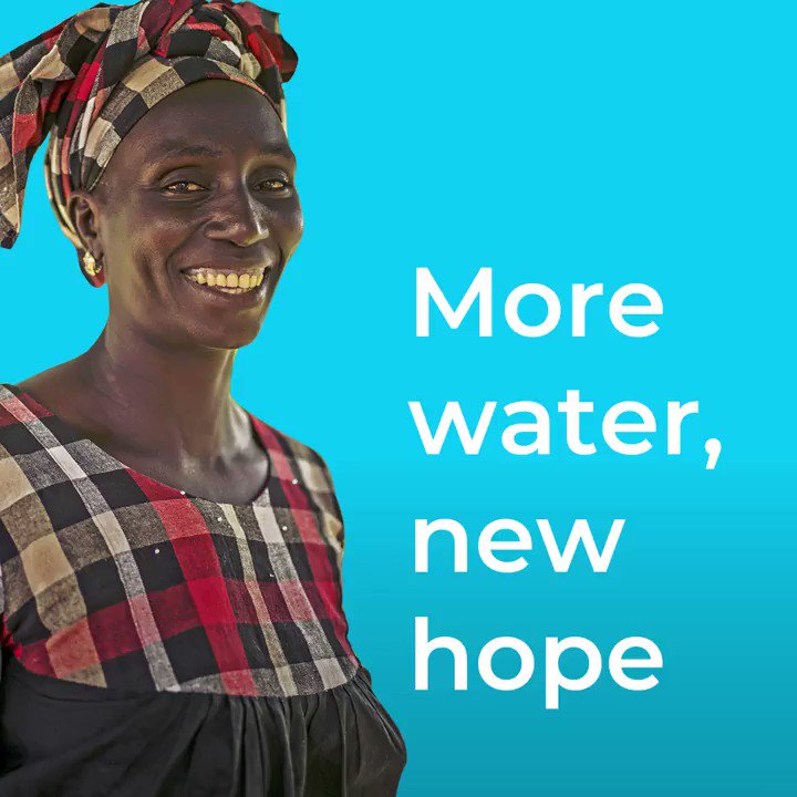 What if your work, food and income depended on the rain? In Senegal, Guilé and other #women in her community no longer have to worry about when the rain will come. 📽️Watch to learn why 👇 #SDGs