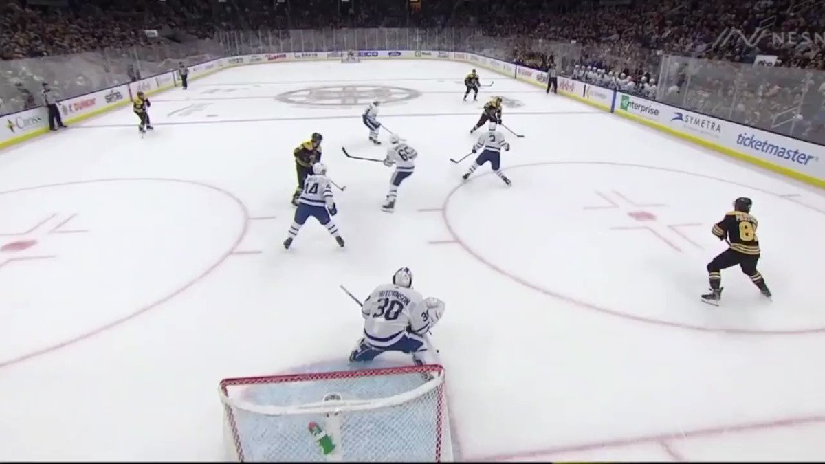 NHL Player Scores Insane Goal. You'll Have To Watch The Video Several Times To Figure Out What Happened