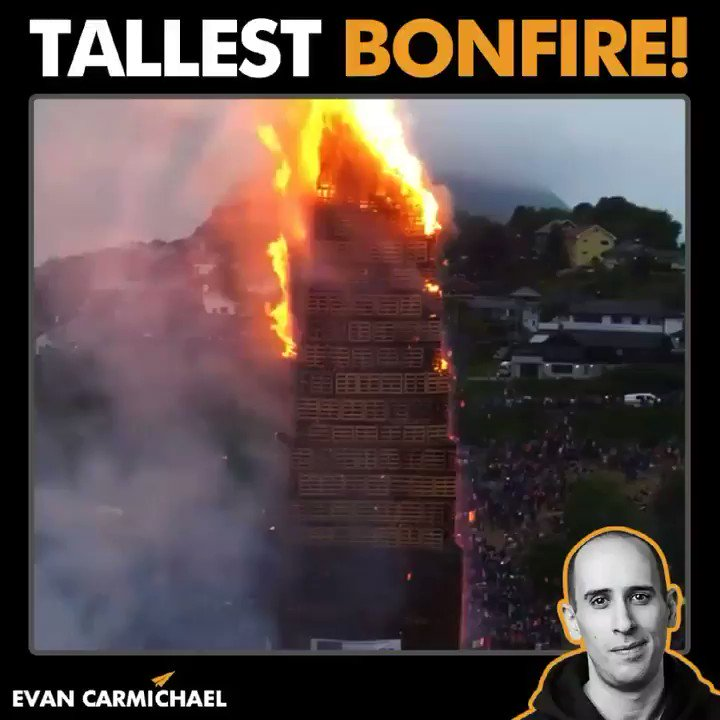 That is one crazy fire! What's your favorite cultural tradition? #Believe -------------------- #EvanCarmichael #entrepreneur #bonfire #burningwood #fantasticview #campingtrip #bonfirenight #woodburning #campingfunpic.twitter.com/QBExhr0zwL