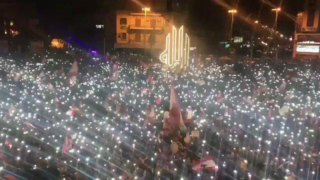 ألحان مسلسل أرطغرول حاضرة في ثورة #لبنان.