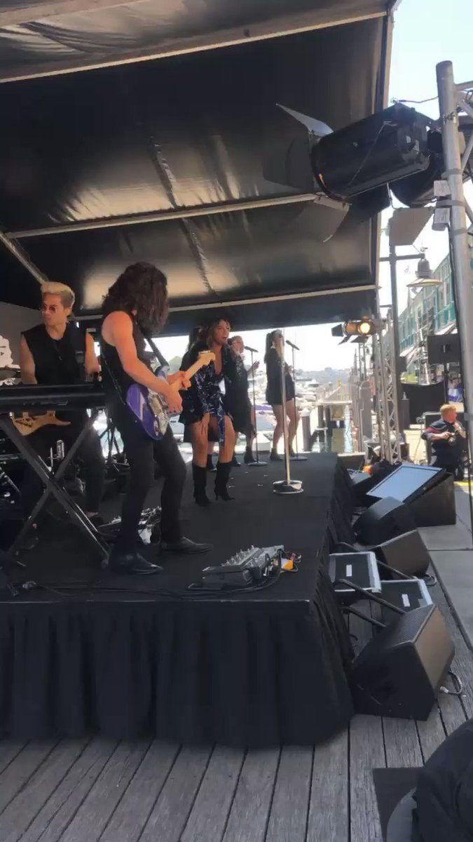 It was an honour to perform for the annual @SonyFoundation Australia Wharf4Ward event yesterday ✨ $1.52m was raised for the Sony Foundation YouCan Initiative! https://t.co/Jo6CS7gPRi