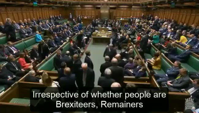 A general election is your decision to be governed by yourself through your representative parliament. This is still true whether youre a Brexiteer, a Remainer or even a Reverser.