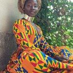 アフリカの美人!彫刻のようでとても美しい!