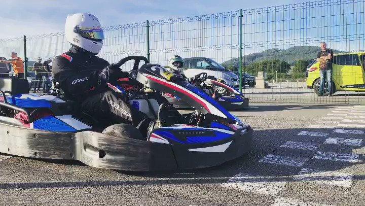 Q3 Barcelona Kart Team, Craks Racing Euskadi, Agroteam Córdoba, MKI Racing y ATR Racing team se juegan la pole #mycfa500