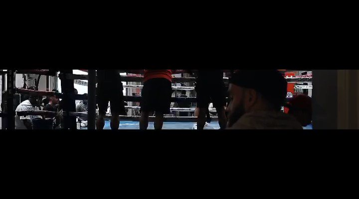 GO TIME! ⚜️🐺🏆 #AliTrophy #PrograisTaylor   🎥@EmilioYR   @WBSuperSeries @loudibella @SamKatkovski #Churchillboxing @SkySportsBoxing