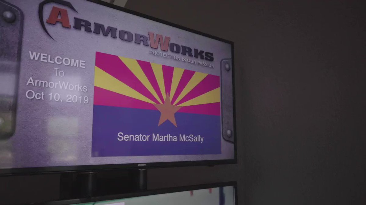 Every chance I get I'm back in Arizona hearing about what matters to you! Universally, I hear people tell me that they want more opportunities for trade, employment, innovation, you name it, and when I'm in DC I'm working to make sure Arizonans get those opportunities.