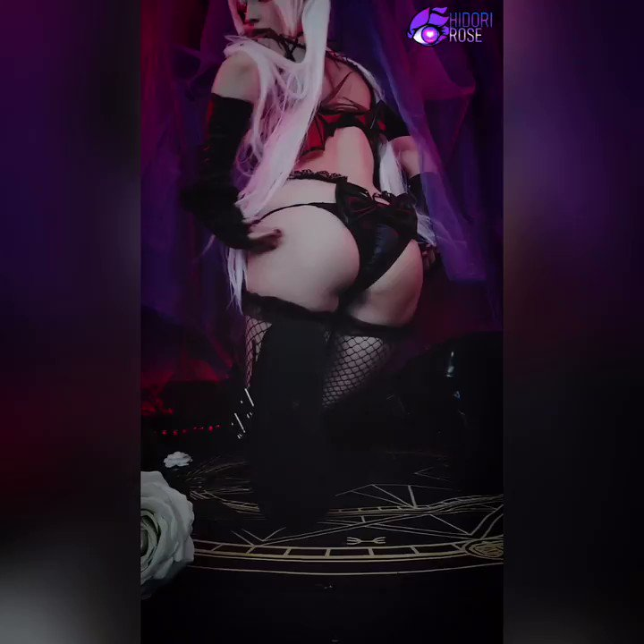 MV crush play time with Roesia 🖤💖 Full vid added to my Crush collection at : hidori.manyvids.com/crush