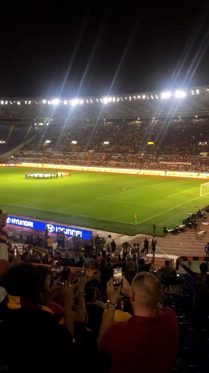 Roma-Milan. Okay. This feels special.