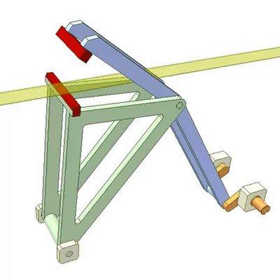 Web-Cutting Mechanism