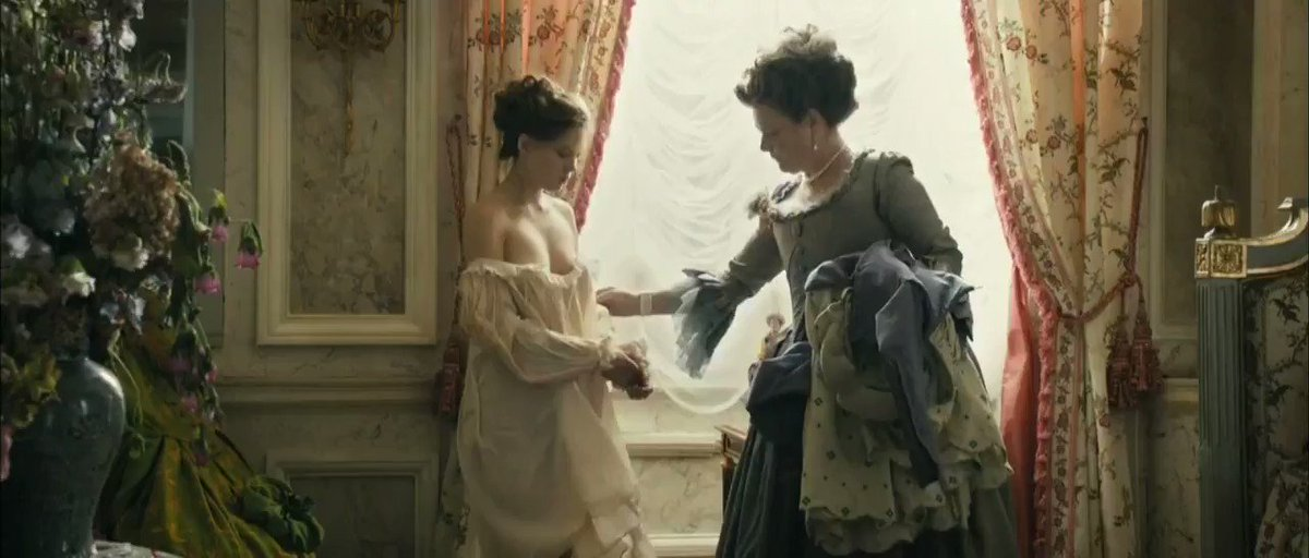 Lea Seydoux – Farewell, My Queen (2012)  – Celeb Nudity