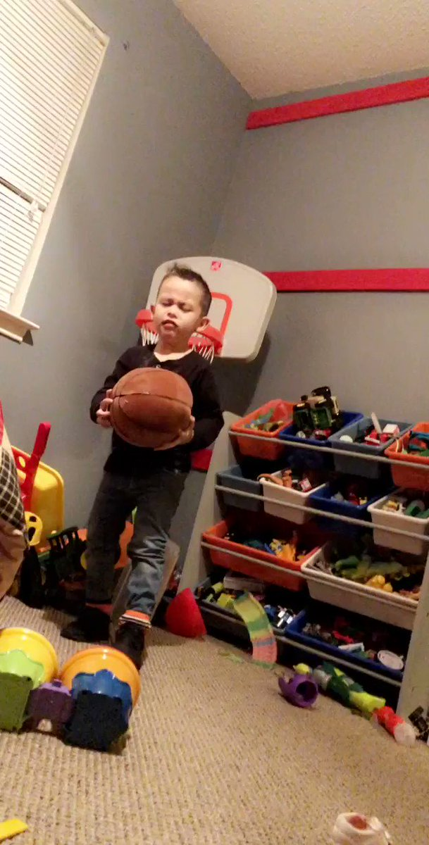 Me: $20 you cant make a backwards shot My son: