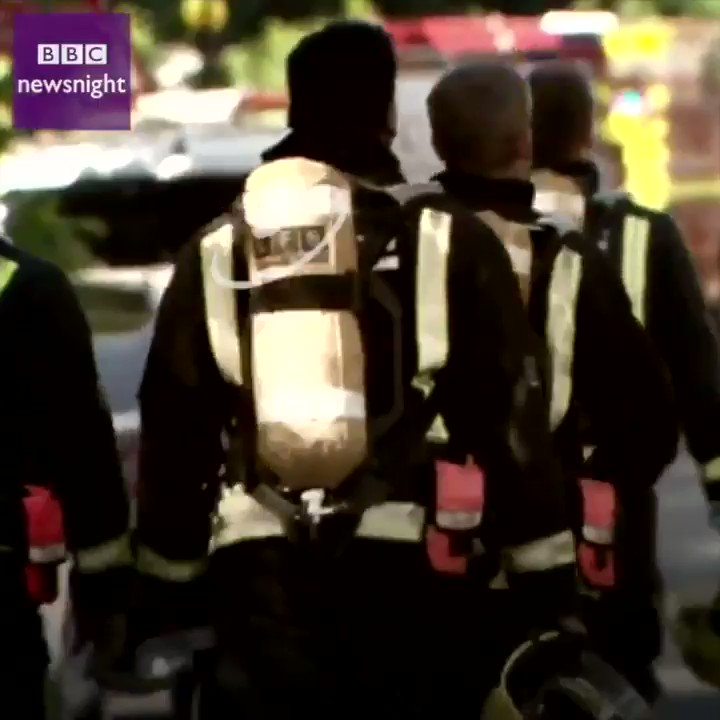 I just felt broken, heartbroken by what had happened... heartbroken that I couldnt do more. Last year, firefighter Ricky Nuttall spoke to @katierazz about how he was affected by responding to the fire in June 2017 Watch the full interview: bbc.in/2Nr5geI #Newsnight