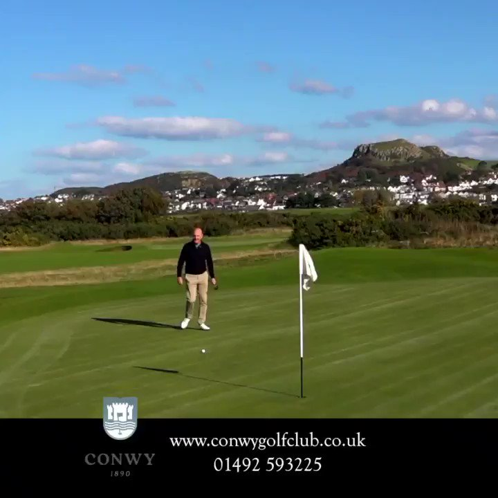 Looking to play some winter golf? Check this out from @conwygolfclub ⬇️⬇️